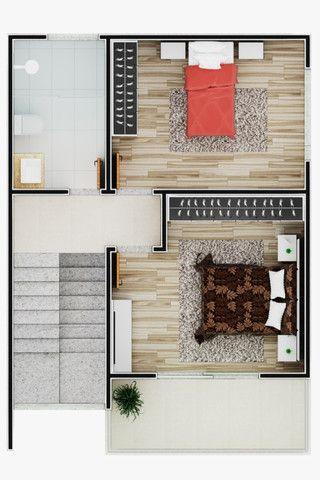 Duplex Top no Solar Bitti - Foto 4