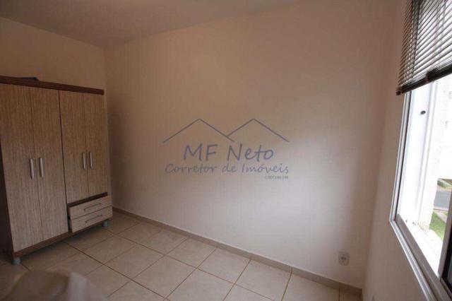 Apartamento à venda com 2 dormitórios em Vila pinheiro, Pirassununga cod:10131813 - Foto 9