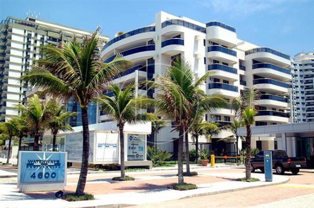 Apartamento à venda com 3 dormitórios em Barra da tijuca, Rio de janeiro cod:828684 - Foto 2