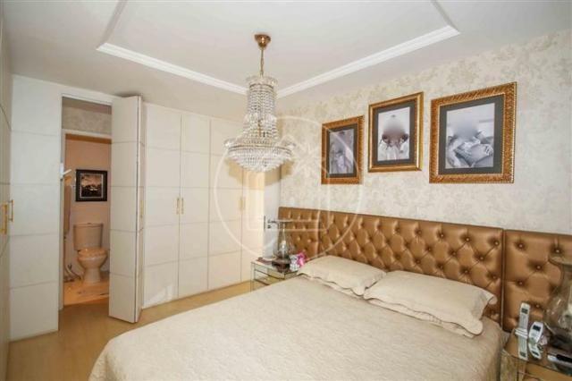 Apartamento à venda com 3 dormitórios em Barra da tijuca, Rio de janeiro cod:828684 - Foto 8