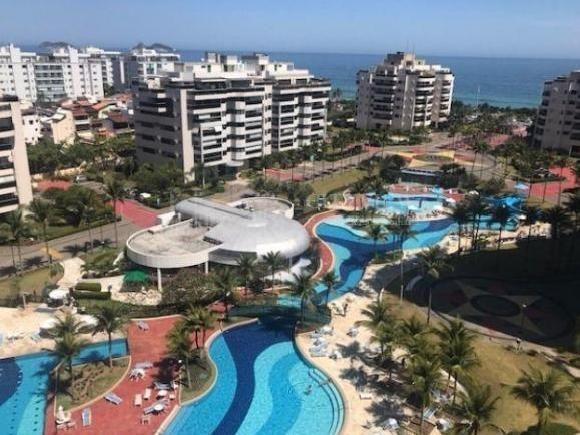 Apartamento à venda com 3 dormitórios em Barra da tijuca, Rio de janeiro cod:828684 - Foto 16