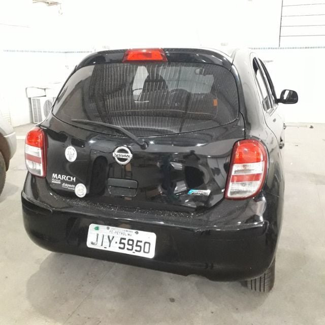 Nissan March S 1.6 16V Flex Fuel 5P - Foto 2
