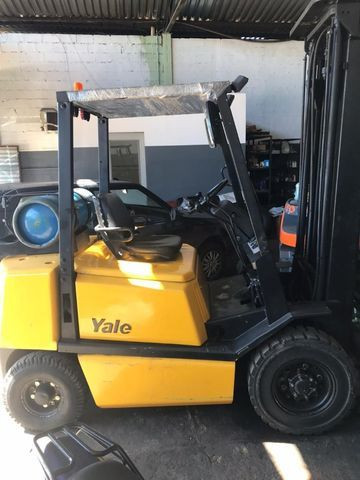 Empilhadeira Yale Hyster - Foto 2