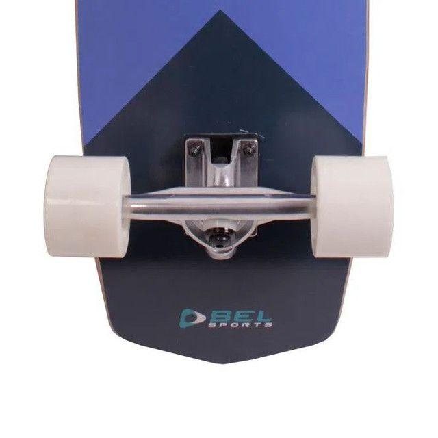 Skate Swingboard Simulador de Surf Bel  - Foto 4