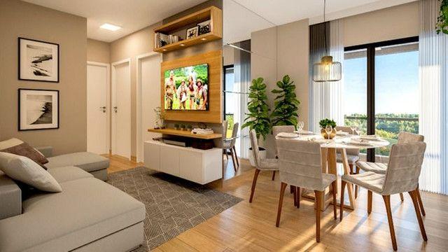 T@ Apartamento 3 dormitórios próximo ao parque Barreirinha  - Foto 3