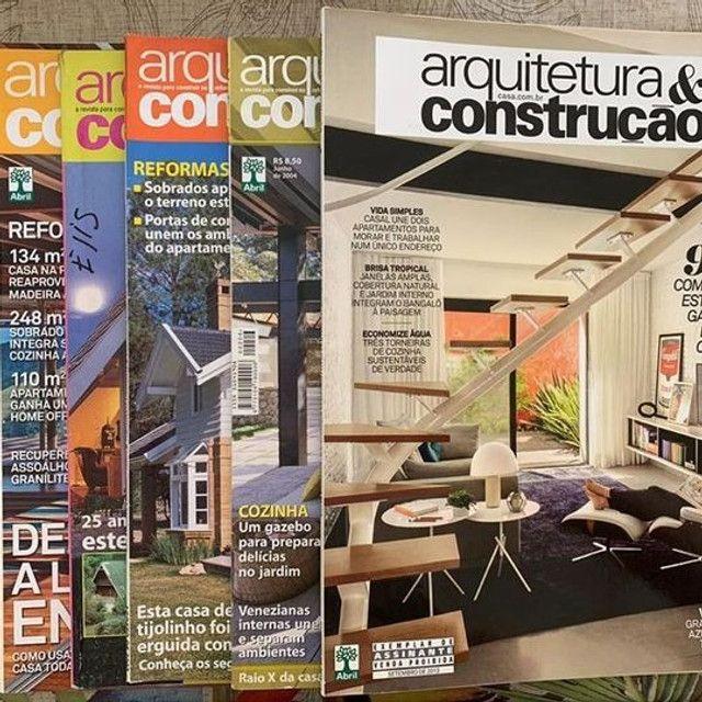 88 revistas de arquitetura e decoração - Foto 5