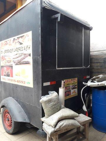 Trailer Food Truck - Foto 2