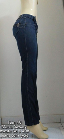 Calça Jeans Sawary  - Foto 2