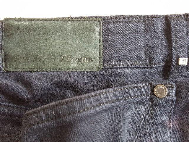 Calça Z Zegna feita com Algodão Orgânico - Foto 4