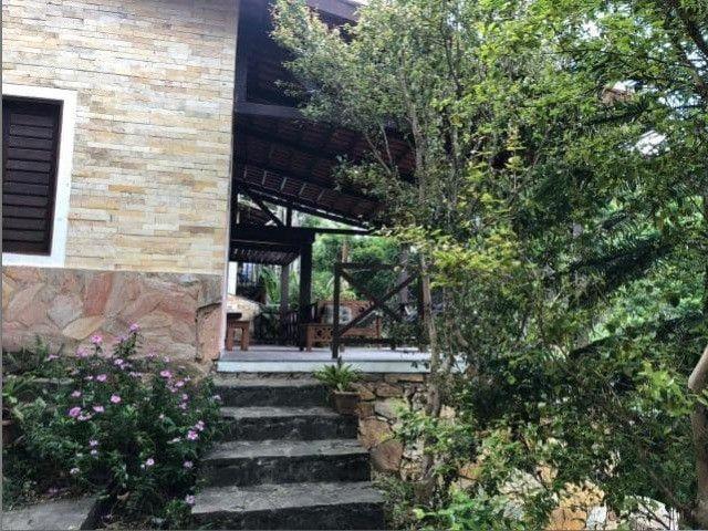 Casa em Guaramiranga para vender, 6 quartos, 6 vagas de garagem mobiliada - Foto 7