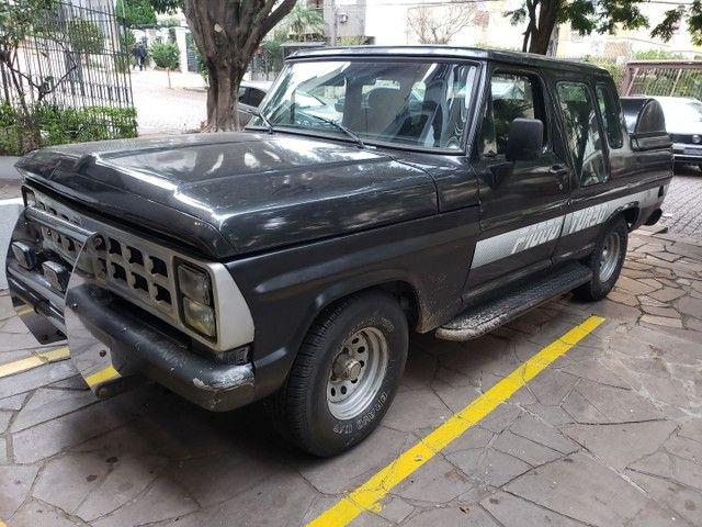 Ford F1000 (aceito trocas) - Foto 3