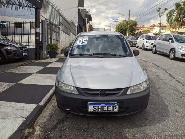 Chevrolet Celta 2p - 2005 - Foto 7