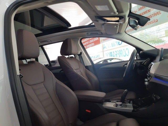 BMW X3 Xdrive20i 2.0 Biturbo - 2020 - Impecável C/ Apenas 9.000km - Foto 19