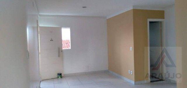 Apartamento com 3 dormitórios à venda, 73 m² por R$ 170.000,00 - Ernesto Geisel - João Pes - Foto 3