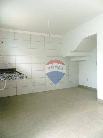 Apartamento Duplex com 2 dormitórios à venda, 91 m² por R$ 260.000,00 - Cambolo - Porto Se - Foto 5
