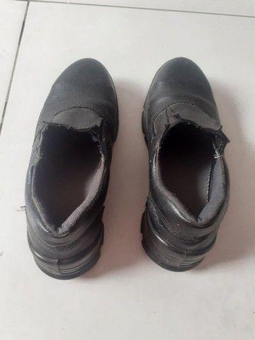 Sapato bico de ferro  - Foto 3