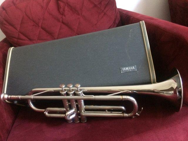Vendo trompete YAMAHA