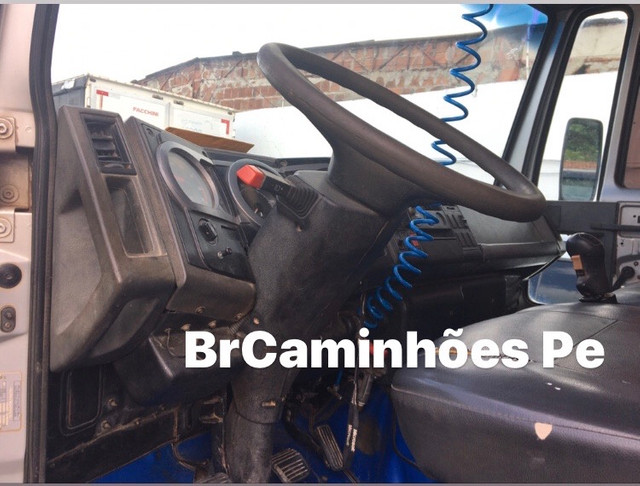 Ford cargo 1317 ano 2007 tanque  - Foto 6