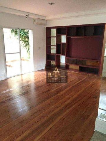 Casa com 4 dormitórios para alugar, 430 m² por R$ 13.500,00/mês - Alphaville 01 - Barueri/