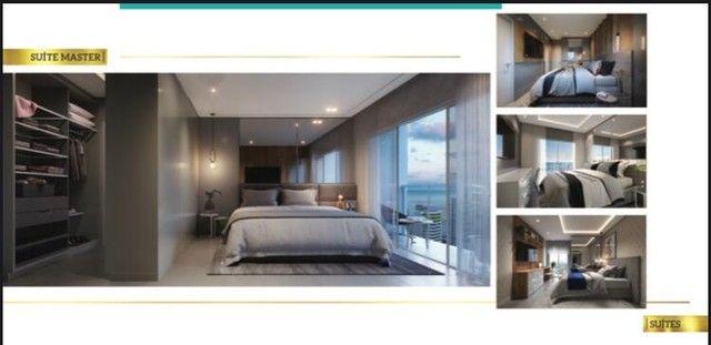 Apartamento para venda tem 169 metros quadrados com 4 quartos em Ponta D'Areia - São Luís  - Foto 2