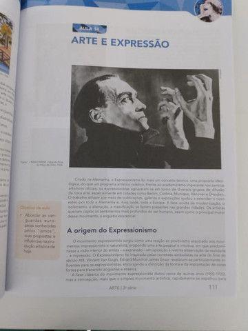 Livro de Artes 3°ano  - Foto 4