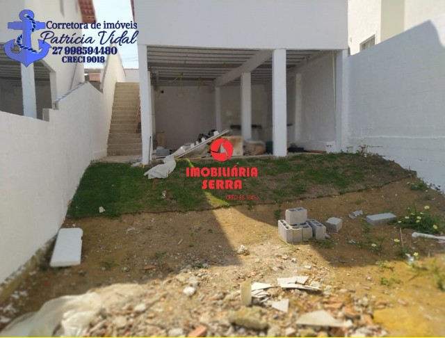 PRV Casa dois quartos, quintal grande garagem pra 2 carros, subsolo imenso. - Foto 14