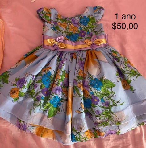 Vestidos festa bebê  - Foto 3
