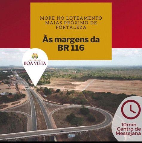 Loteamento as margens da BR-116, 10 minutos de Fortaleza! - Foto 13