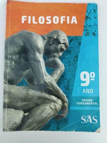 Livro de Filosofia 9°ano