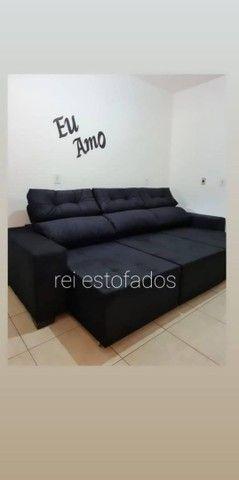 Promoção sofá retrátil a partir de 1399 avista  - Foto 2