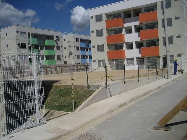 Apartamento 2Qts com varanda em Mesquita, aceito financiamento caixa - Foto 20