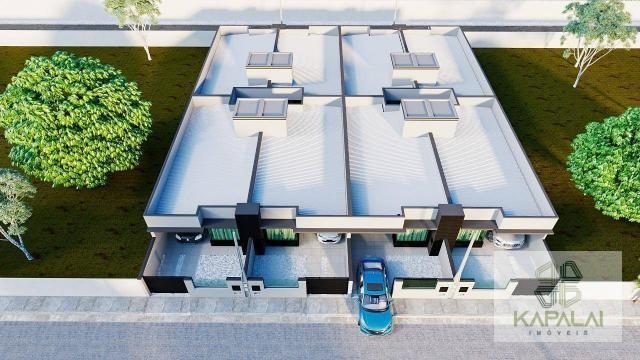 Casa com 2 dormitórios à venda, 76 m² por R$ 225.000,00 - Itacolomi - Balneário Piçarras/S - Foto 3