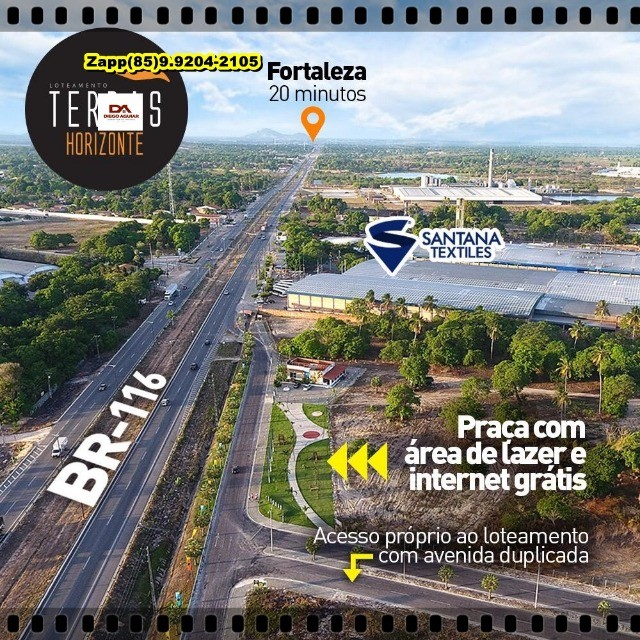 Terras Horizonte - Loteamento - Marque sua visita %%% - Foto 9
