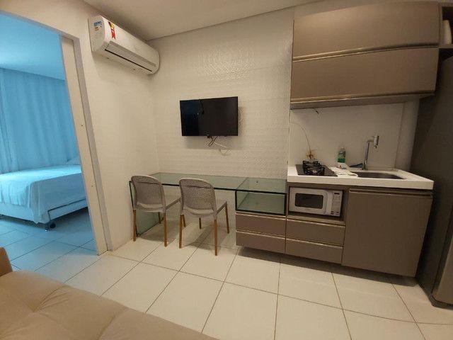 Apartamento com 1 quarto para alugar, 27 m² por R$ 2.995/mês - Boa Viagem - Recife - Foto 3