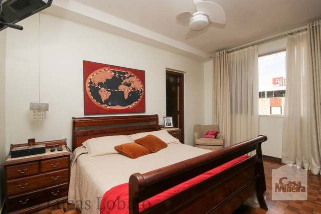 Apartamento à venda com 4 dormitórios em Funcionários, Belo horizonte cod:326137 - Foto 16