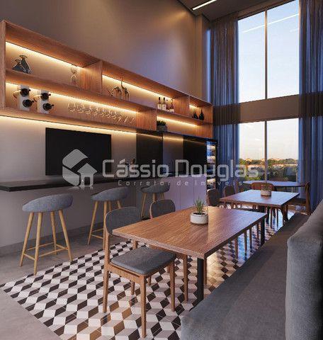 Apartamento 2 quartos em Manaíra em construção - área de lazer club - Foto 4