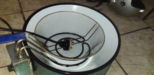 Fritadeira elétrica 7 litros