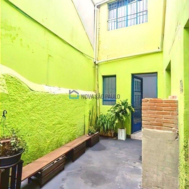 Amplo sobrado residencial/comercial para locação localizado na Vila Guarani - Foto 17