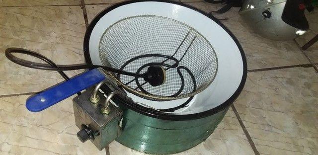 Fritadeira elétrica 7 litros - Foto 3