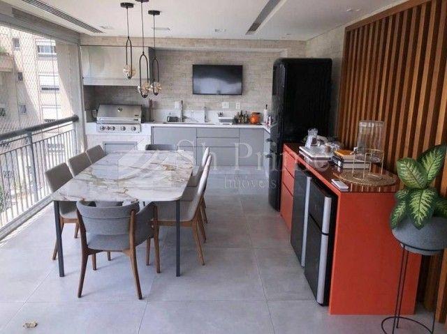 Apartamento para alugar no condomínio Splendor Ibirapuera, 222 m² por R$ 20.000/mês - Vila - Foto 10