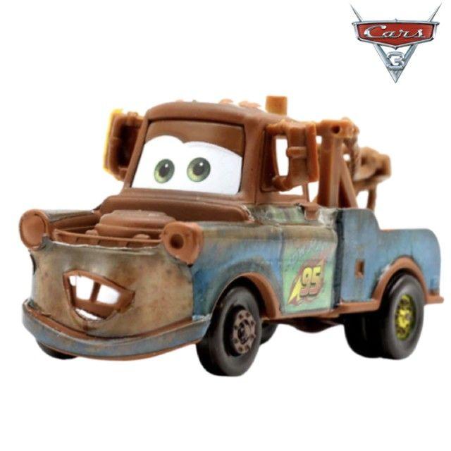 Mater Filme Carros Disney Miniatura 1:55