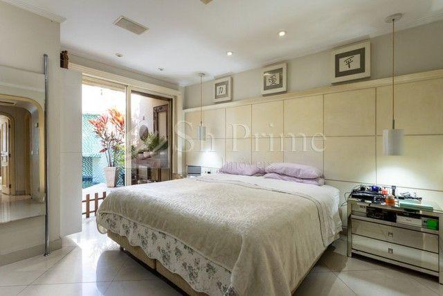 Cobertura Duplex para aluguel no Jardins, 4 dormitorios e 5 vagas - Foto 15