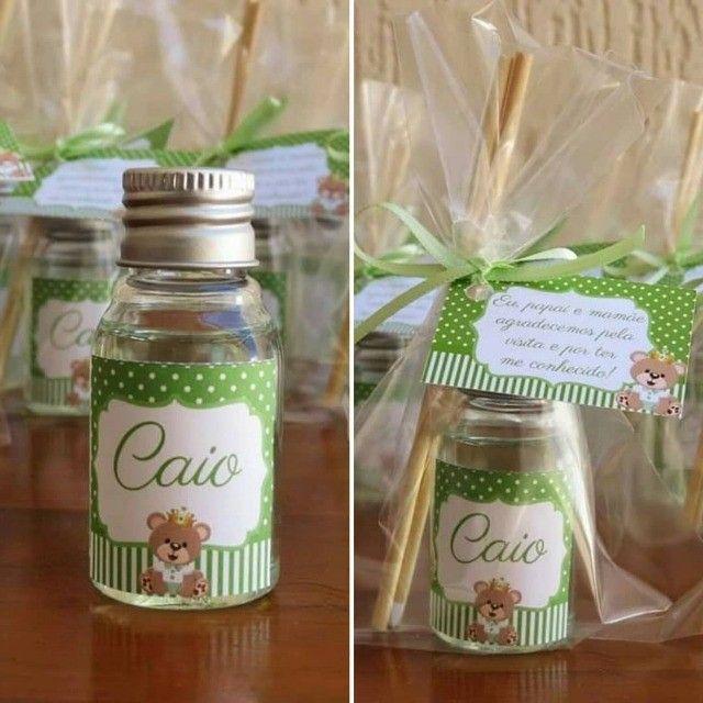 Lembrancinha: Mini aromatizante - Foto 5