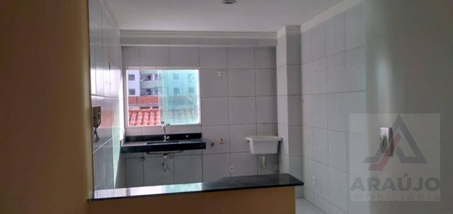 Apartamento com 3 dormitórios à venda, 73 m² por R$ 170.000,00 - Ernesto Geisel - João Pes - Foto 5