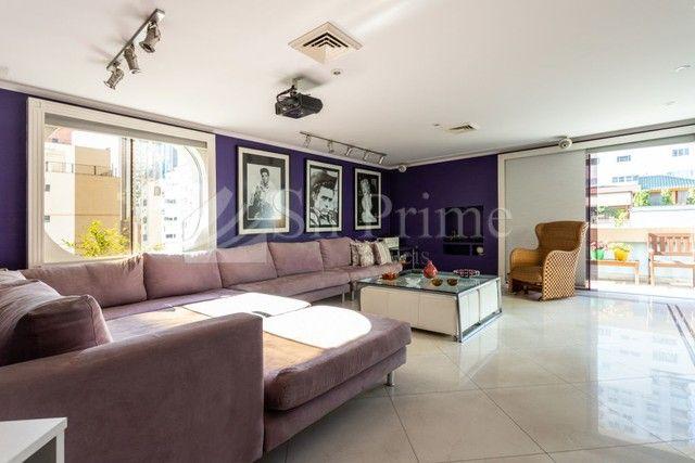 Cobertura Duplex para aluguel no Jardins, 4 dormitorios e 5 vagas - Foto 11