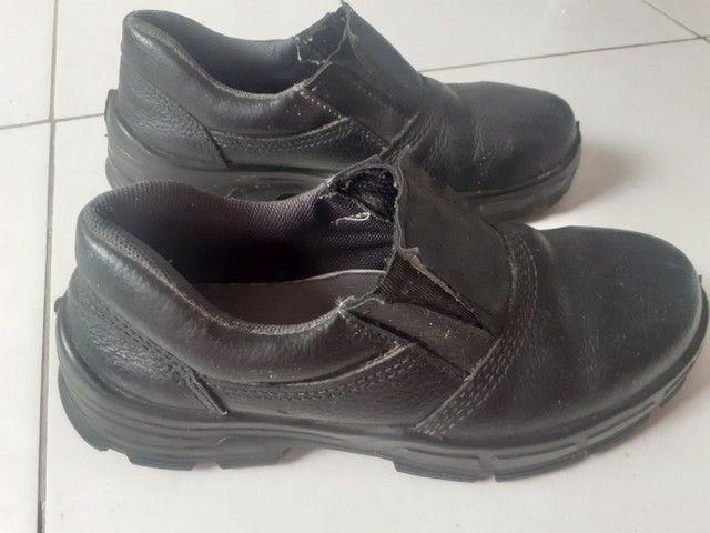 Sapato bico de ferro  - Foto 4