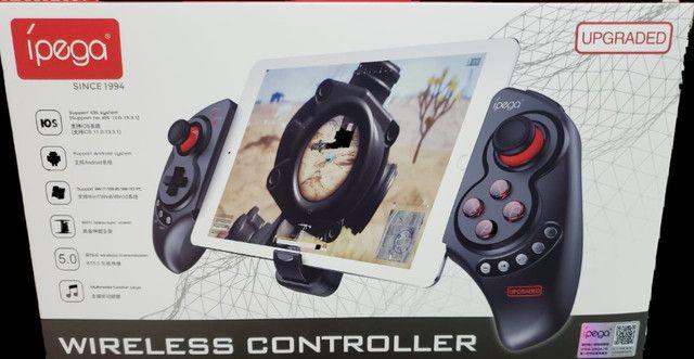 Controle Gamer Ipega Varios modelos para Celular ou Tablet - Foto 2