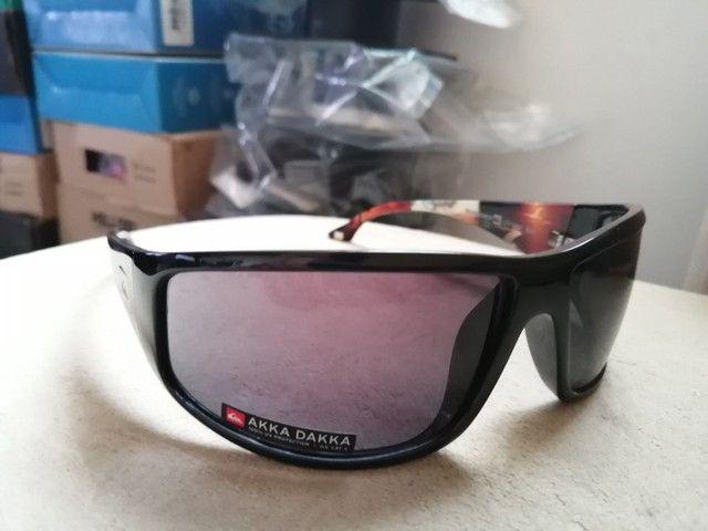 Óculos Quiksilver grey transparente AKKA DAKKA - Foto 3