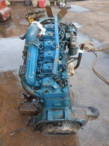Motor MWM Turbo 229 - 6 Cilindros - Foto 3