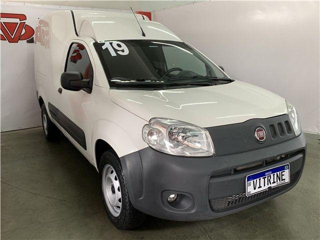 Fiat Fiorino 1.4 mpi furgão hard working 8v flex 2p manual - Foto 2
